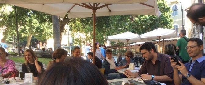 """Cagliari Piazza Costituzione """"Coordinamento3"""" Mobilitazione delle donne contro l'ennesimo rinvio della Commissione Autonomia del Consiglio Regionale"""